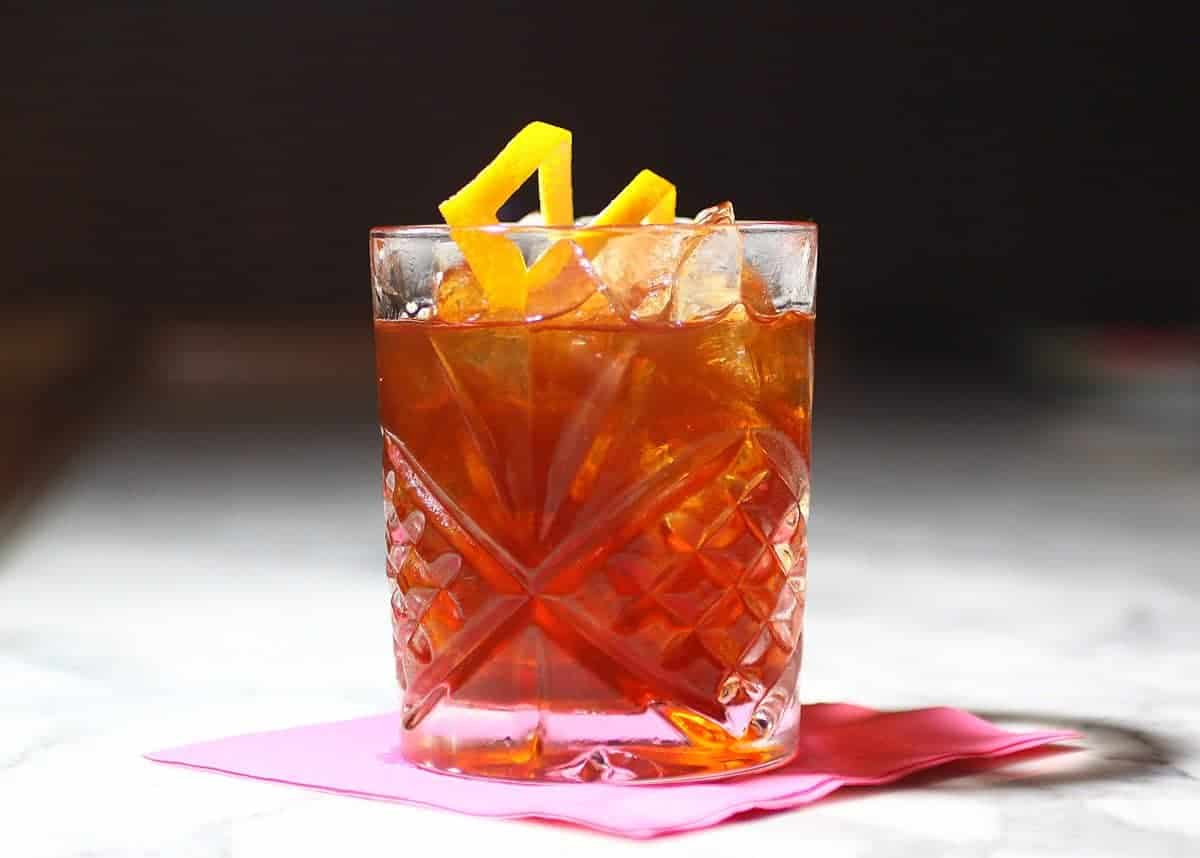 The Oldest Fashioned