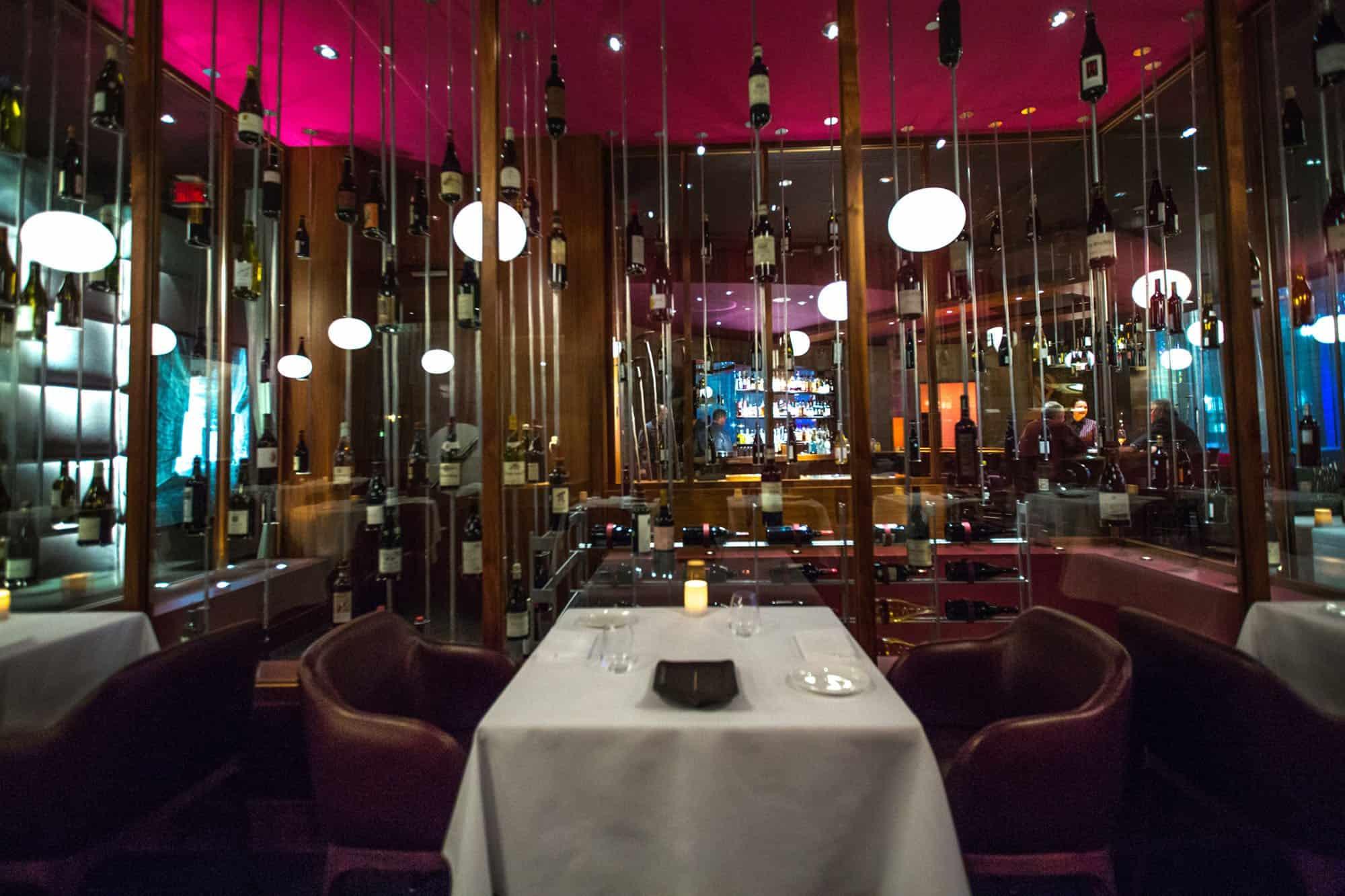 Marc Lepine New Restaurant