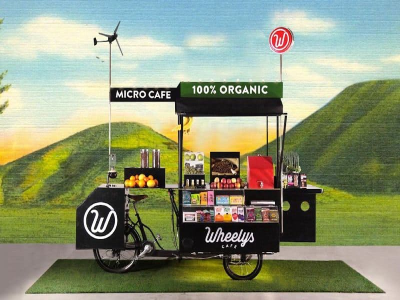 Wheelys Is A Whole New Take On Coffee To Go